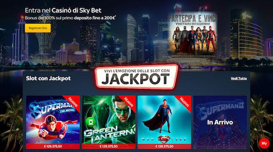 SkyBet Casino