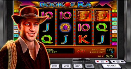 book of ra slot casino online