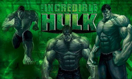 incredibile hulk slot online