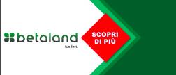 betaland codice promozionale