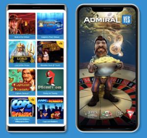 admiralyes mobile