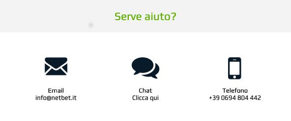netbet assistenza clienti