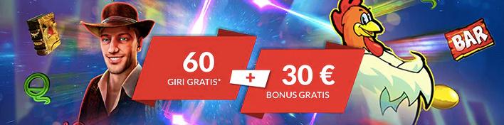 codice bonus starvegas