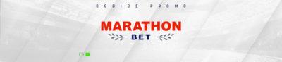 Codice promozionale Marathonbet